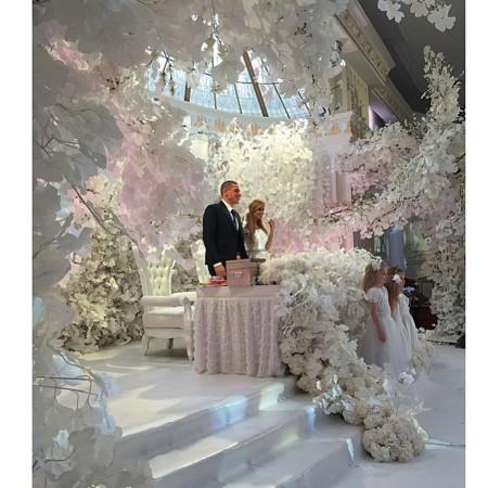 свадьба курбана и ксении бород