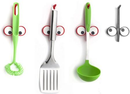 держатель кухонных приборов