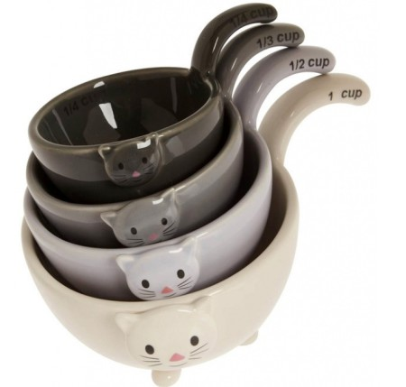 мерная чашка котята