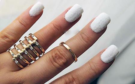 свадеб-ногти