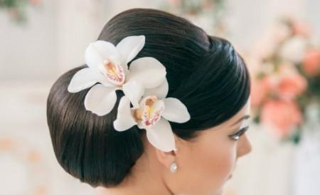свадьба прически стиль 2015
