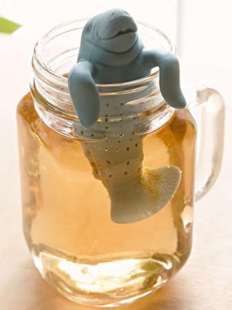 ситечко для заварки чая морж