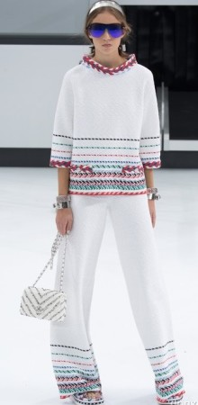 шанель карл лагерфельд мода 2016