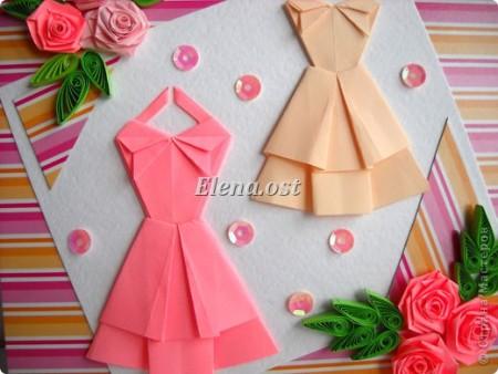 Подарок для мамы своими руками оригами