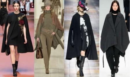 Модные пальто осень-зима 2015-2016-3