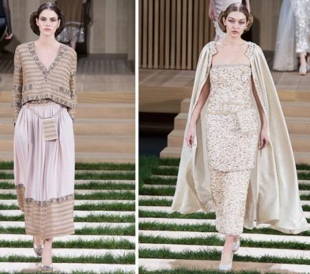шанель мода 2016